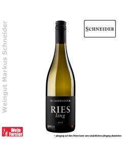 Weingut Markus Schneider Riesling trocken