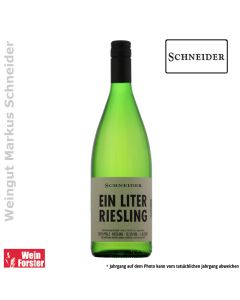 Weingut Markus Schneider Riesling Liter