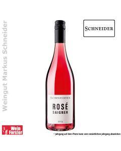 Weingut Markus Schneider Rose Saigner trocken