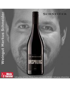 Weingut Markus Schneider Ursprung Rotwein