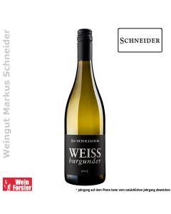 Weingut Markus Schneider Weissburgunder trocken