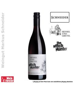 Hensel & Gretel Witch Hunter Spätburgunder