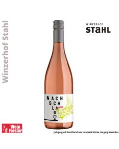 Nachschlag Pink Bubbles against Troubles Secco Rose