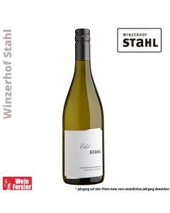 Winzerhof Stahl Sauvignon Blanc EHL-Stahl Zweimännerwein