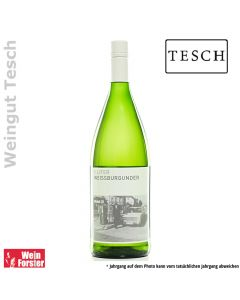 Weingut Tesch Weissburgunder Liter trocken
