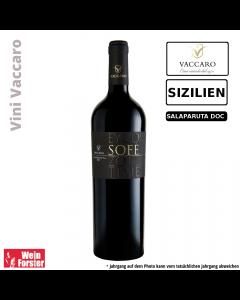 Vini Vaccaro Sofé Nero d`Avola