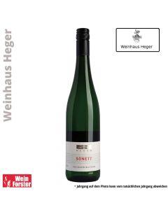 Weinhaus Heger Grauburgunder Sonett