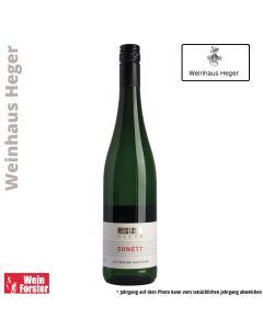 Weingut Dr. Heger Weissburgunder Sonett