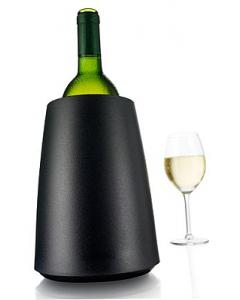 Weinkühler Elegant schwarz
