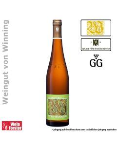 Weingut von Winning Riesling Grainhübel Großes Gewächs GG