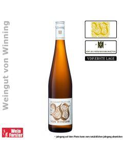 Weingut von Winning Riesling Deidesheimer Hergottsacker trocken