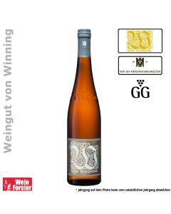 Weingut von Winning Riesling Kalkofen Großes Gewächs GG