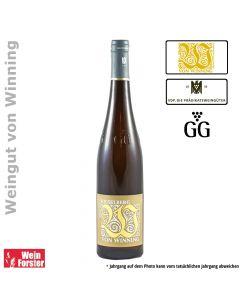 Weingut von Winning Riesling Kieselberg GG