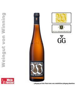 Weingut von Winning Riesling Forster Kirchestück Großes Gewächs GG