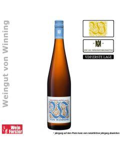 Weingut von Winning Riesling Paradiesgarten trocken