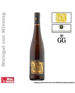 Weingut von Winning Pechstein Riesling trocken