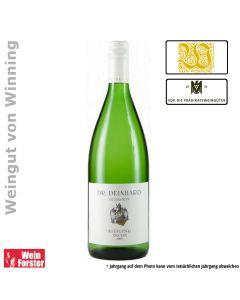 Weingut von Winning Dr. Deinhard Riesling Liter Trocken
