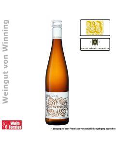 Weingut von Winning Riesling Drache