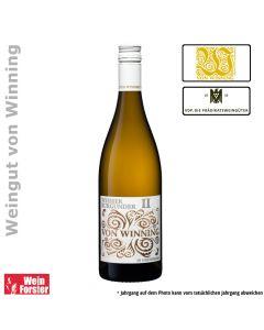 Weingut von Winning Weissburgunder II