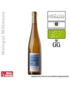 Weingut Wittmann Morstein Riesling Großes Gewächs GG Magnum