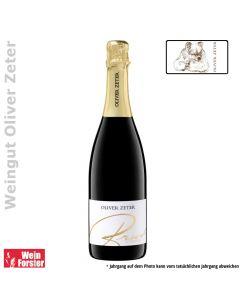 Weingut Oliver Zeter Sauvignon Blanc Sekt brut