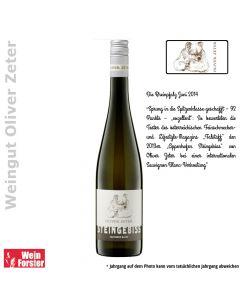 Weingut Oliver Zeter Sauvignon Blanc Steingebiss