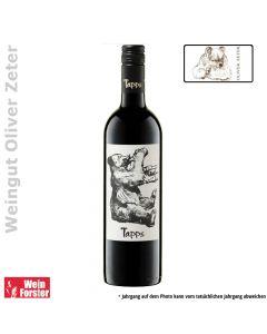 Oliver Zeter Tapps Rotwein