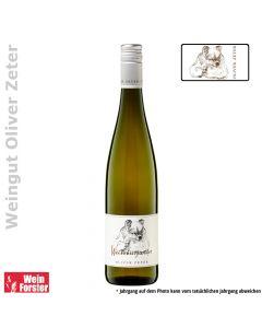 Weingut Oliver Zeter Weissburgunder trocken