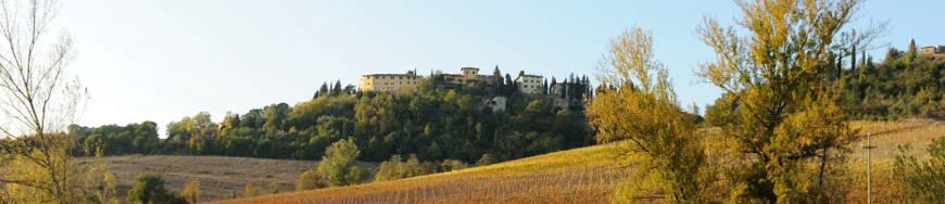Villa SAndrea Landschaft