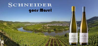 Markus Schneider goes Mosel