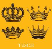 Weingut Tesch Krone Label