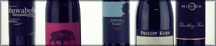 Hier finden Sie alle Rotweine aus der Pfalz